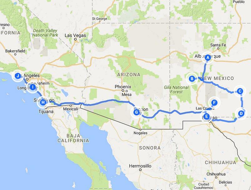 Part 4 Map